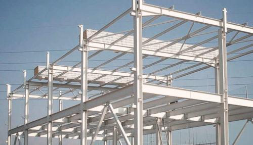Бизнес-план цеха (завода) по производству металлоконструкций