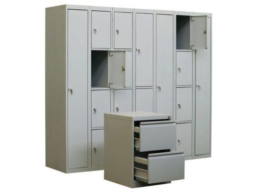 Бизнес-план по производству металлических шкафов
