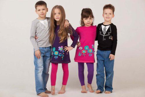 Бизнес-план производства и пошива детской одежды