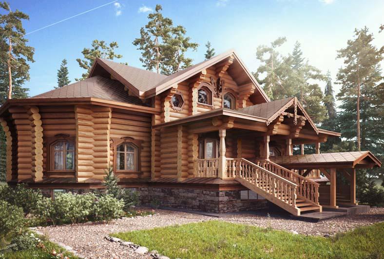 Бизнес-план строительства деревянных каркасных домов