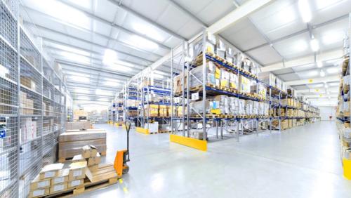 Бизнес план строительства склада (складской комплекс)