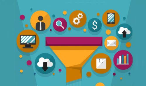 Воронка продаж: способы и этапы построения, анализ