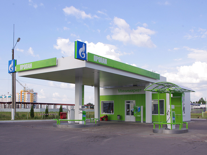 Бизнес-план газовой заправки АГЗС