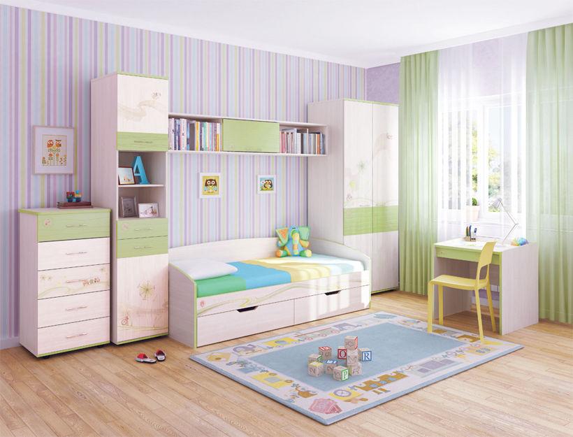 Бизнес-план производства детской мебели