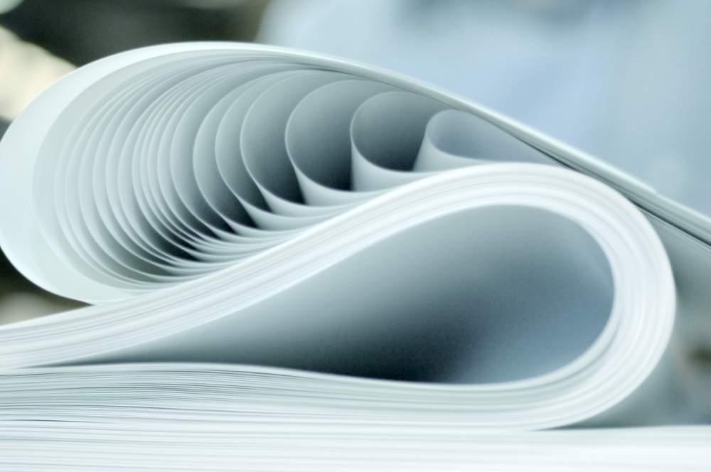 Бизнес-план производства офисной бумаги А4