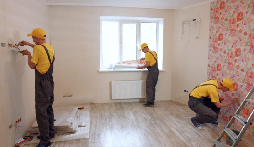 Бизнес-план фирмы по ремонту и отделки квартир и помещений