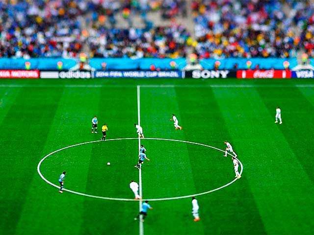 Бизнес-план футбольного поля