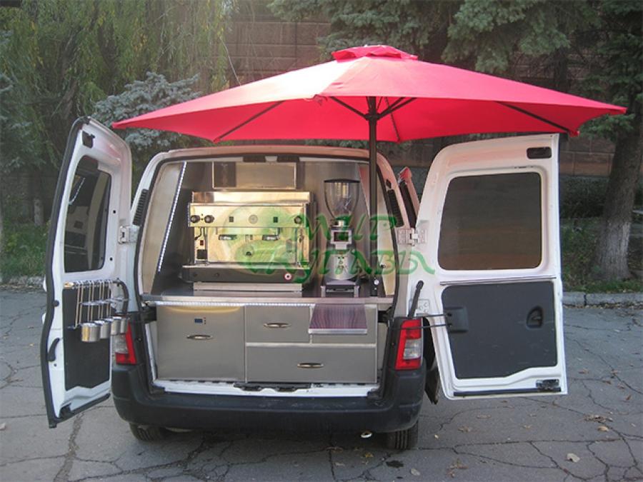 Бизнес-план мобильной кофейни на колесах с расчетами