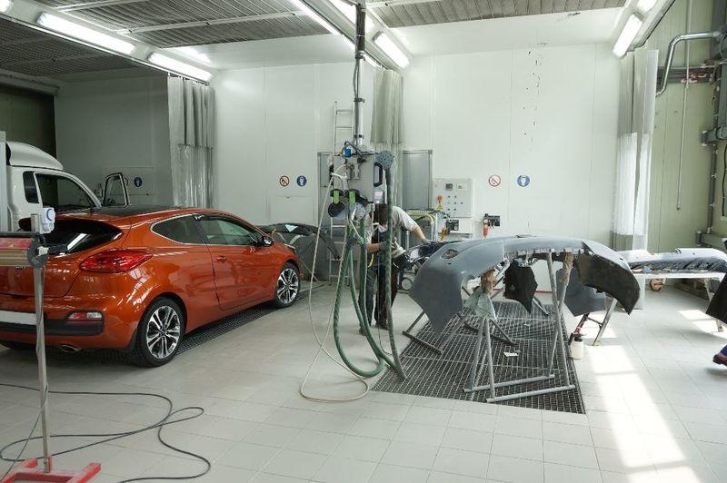 Бизнес-план сервисной станции кузовного ремонта машин