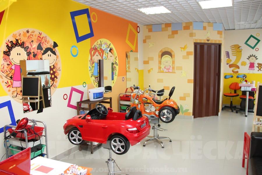 Бизнес-план открытия детской парикмахерской с расчетами